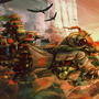 Samurai Stronghold by Kamikaye