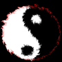 Yin-Yang symbol by BurntFoxProductions