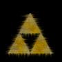 Cool Zelda symbol by BurntFoxProductions