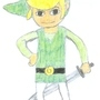 Link Drawing by deyan26