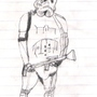 stormtrooper by Milkdhillon1
