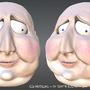 Fat Cartoon Guy - CGI Modeling