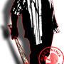 Black ninja Gang Member by xblackninjax