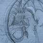 dragon by sjorsieboy