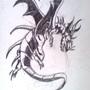 Dragon by CuteLollipop