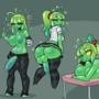 Stream Doodles: Slimes
