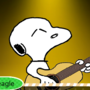 happiness is an acoustic guitar