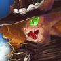 [OC]Mad Rattlesnake Outlaw Lady