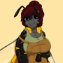 Commission - Bee Character Design