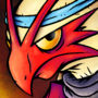 Fighting Fire Bird