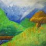 Acrylic Painting #9