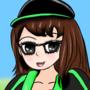 Joren, as a female Pokemon trainer