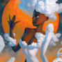 Cloud Lady