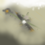 Falling Airplane by MiLink