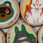 Fandom Art Coasters