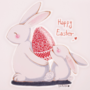 Happy Easter 2020 [SpeedPaint- IsaYuki]