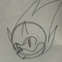 Sonic The Hedgehog Sketch