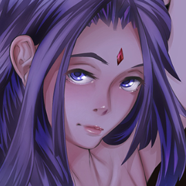 Raven [Teen Titans] [Uncensored] by MW00D on Newgrounds
