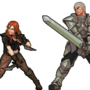 RPG Character Sprites