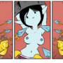 Marceline x PB comic page 3