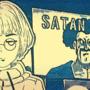 Trap-chan at Satan city