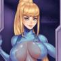 Samus by Ange1 Witch (Parallax)