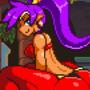 Shantae Assjob Monthly Patreon Poll Anim