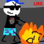 push firey like a BOSS