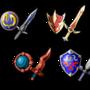 Famous Swords & Shields
