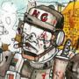 Tankmen - Broken Tank