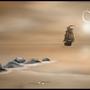 I Am Sailing by Soronya