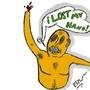 i LOST MY HAND! by Xsjado1221