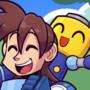 Megaman and the ServBot (Alternate ending)