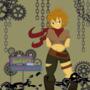 Personaje de DandelionFA FanArt