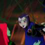 Raven x Poison Ivy