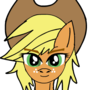 Applejack 2020 Anthro