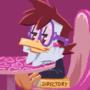Flirty Duckling