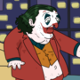 Smiling Friends-Desmond the Joker