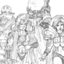 4 Corp Lords Concept