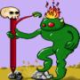 Frogger by Balooh