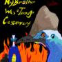 Teenage Cassowary Poster