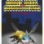 Giant Bees with Shark Heads by KillHammer