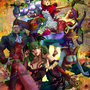 Colors - Darkstalkers Tribute