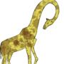 Splatterspot Giraffe by supajackle