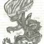 Alien avp by Myeyesarebleeding