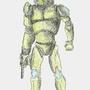 solider concept by Xsjado1221