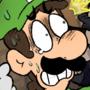 Resident Evil × Luigi's Mansion