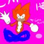 Carl the hedgehog