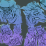 Nine Character Fanart Challenge