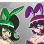 Bunny outfits for bunny day!